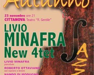 Livio Minafra New 4tet