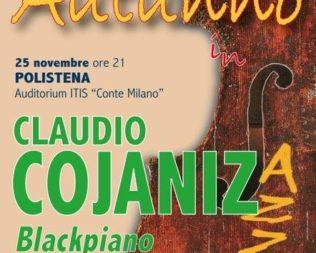 Claudio Cojaniz Blackpiano