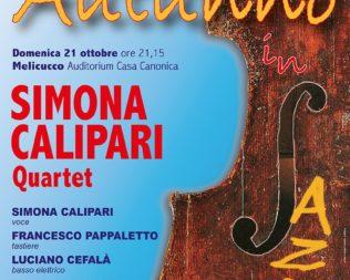 Simona Calipari Quartet