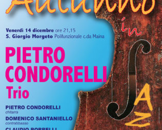 Pietro Condorelli Trio