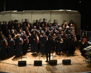 Virginia University Gospel Choir