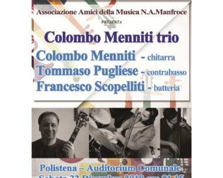 Colombo Menniti Trio
