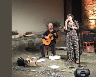 Alessia Martegiani & Maurizio di Fulvio Trio