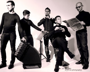 Accordion Quintet Torrefranca