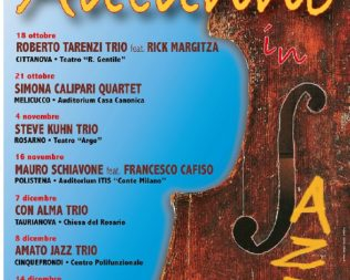 Autunno in Jazz 2018